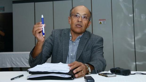 Secretário de Finanças, Jeovalter Correia anuncia nova Planta de Valores, mas não se pronuncia sobre dívidas