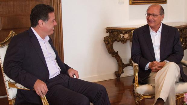 Marconi Perillo articula parcerias com governadores eleitos pelo Brasil