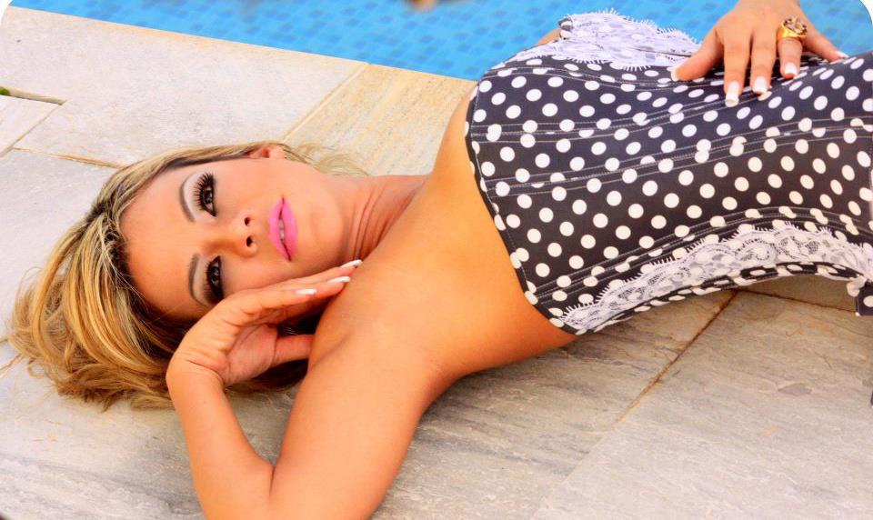 Goiás é bronze no Miss Bumbum 2014