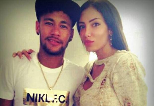 Modelo sérvia é apontada como novo affair de Neymar