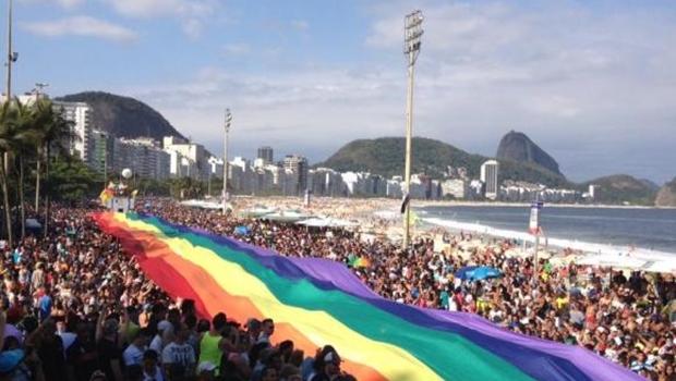 Com pedido de casamento gay, Rio 2016 dá visibilidade à causa LGBT