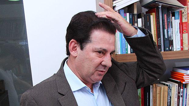 Vanderlan: dilema entre ficar no ostracismo ou se arriscar a uma derrota que pode comprometer seu futuro político | Fernando Leite/Jornal Opção