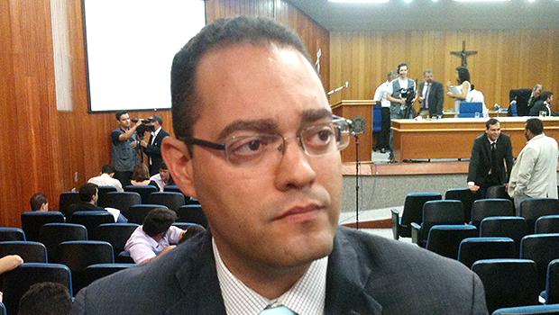 Virmondes Cruvinel avalia que prefeitura tem que reduzir gastos com pessoal antes de criar IPTU Carimbado | Foto: Marcello Dantas/Jornal Opção Online