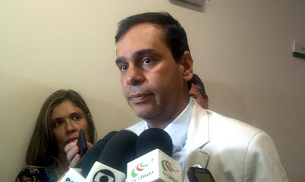 Vereador Weligton Peixoto disse que negociações com o Paço Municipal terminaram | Fotos: Marcello Dantas