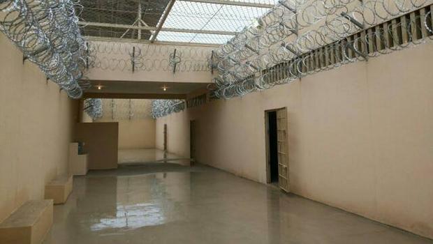 Estado instala Centro de Triagem em Complexo Prisional de Aparecida de Goiânia