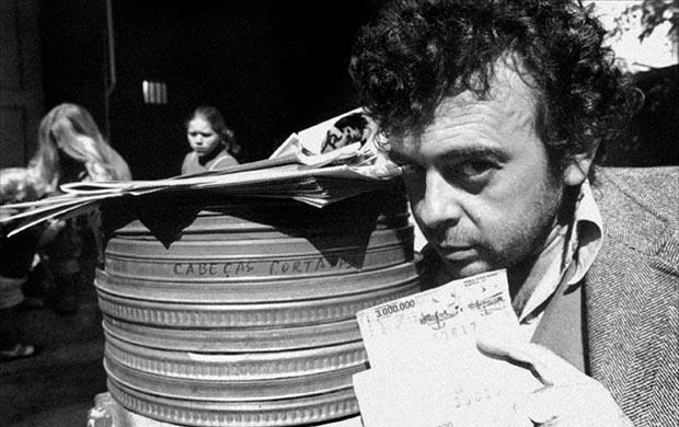 Glauber Rocha: o delírio como única realidade e a guerra como destino / IMDb