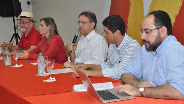 Marcelo Miranda anuncia 12 novos nomes que vão compor o governo do Tocantins
