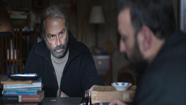 Haluk Bilginer, em  cena de Winter Sleep / Foto: Pandora Filmes