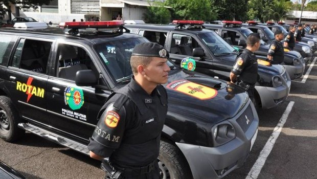 Polícia prende quadrilha especializada em roubo de cargas