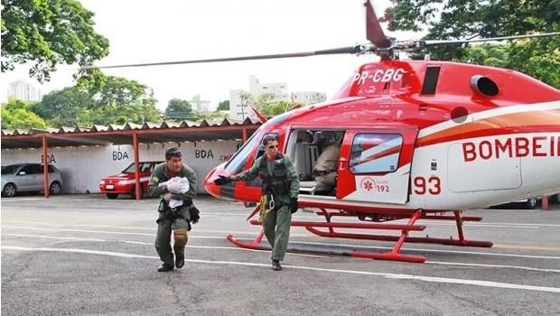 Avião cai em fazenda de Junior Friboi e deixa piloto ferido