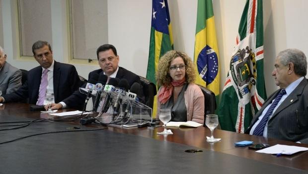 Os nomes definidos e os praticamente definidos do secretariado do governo de Marconi Perillo