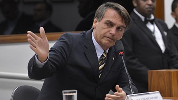Bolsonaro se filia ao PSC e é apresentado como pré-candidato a presidente da República