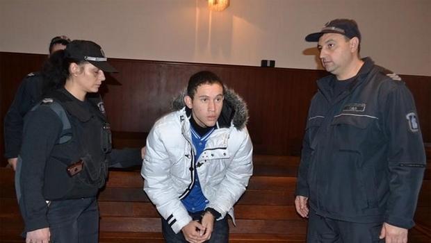 Kaíque Ribeiro foi preso em 15 de dezembro | Foto: Trud/Reprodução
