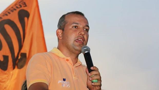 Eurípedes Júnior vai assumir mandato de deputado federal em julho. PROS apoiará Heuler Cruvinel