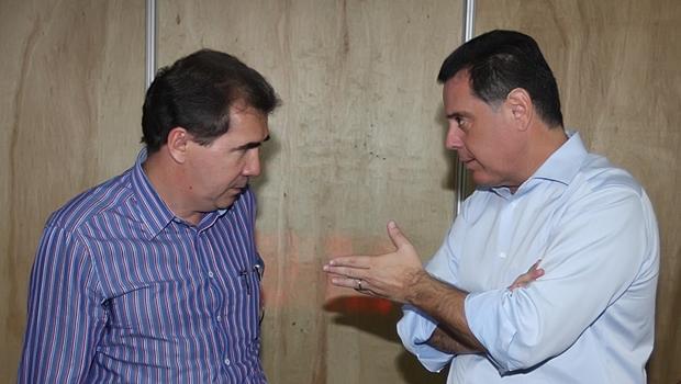 Marconi e João Gomes estão mais próximos do que nunca