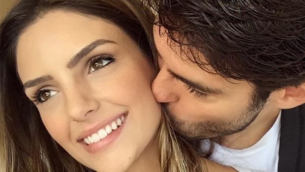 """Kaká e Carol Celico reatam casamento. """"Felizes para sempre"""""""