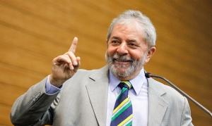 """Ex-presidente Lula: está """"de volta"""" ao Palácio do Planalto e ajudará Dilma a governar; para ele, 2018 já começou / Ricardo Stuckert / Instituto Lula"""