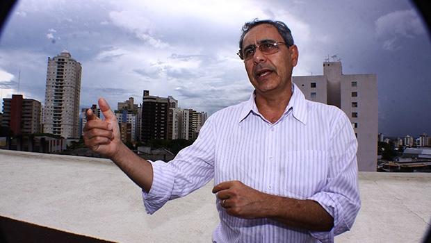 """Paulo Roberto da Costa: """"Mercado imobiliário não sentirá tanto a crise como outros setores da economia"""" / Fernando Leite/Jornal Opção"""
