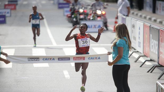 Etiópia conquista primeiros lugares na corrida de São Silvestre