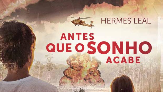 Depois da biografia de Fawcett, Hermes Leal lança romance sobre guerrilha contra a ditadura
