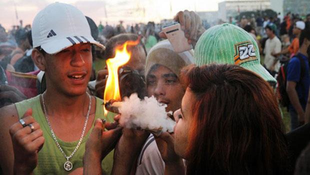 Todos os dias, mais de 80 usuários de drogas buscam meios para deixar o vício