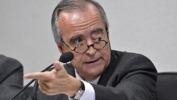 Ex-diretor da Área Internacional da Petrobras Nestor Cerveró  (Wilson Dias/Agência Brasil)Wilson Dias/Agência Brasil
