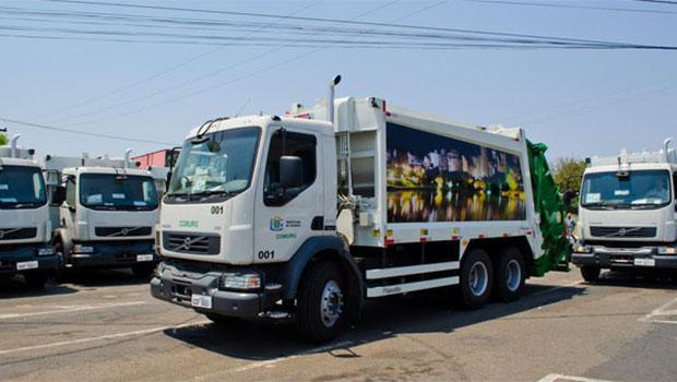 Reduzir caminhões de lixo não é solução para crise financeira de Goiânia