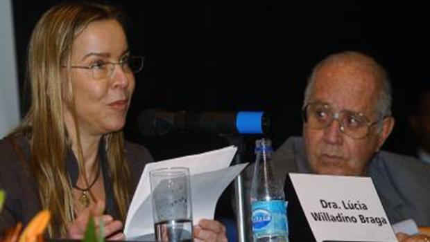 Lúcia Willadino Braga: disposição para servir o paciente com qualidade e eficiência