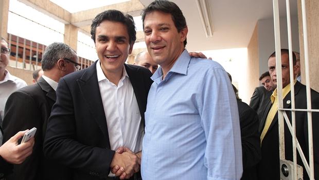Gabriel Chalita é nomeado secretário de Educação de São Paulo e sela aliança PT/PMDB para 2016