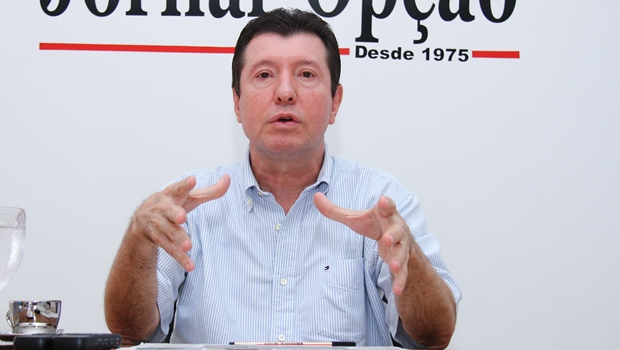 """""""PT-PMDB é um casamento em litígio, que pode chegar ao divórcio mais cedo ou mais tarde"""", afirma José Nelto"""