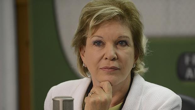 """""""Espero que as pessoas não confundam o governo de Dilma com gênero"""", diz Marta Suplicy"""