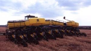Plantadeira da John Deere - série 2100 / Foto ilustrativa/ Divulgação - site John Deere
