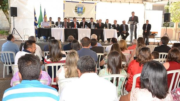 Nova mesa diretora da Câmara deve atuar mais próxima à Prefeitura