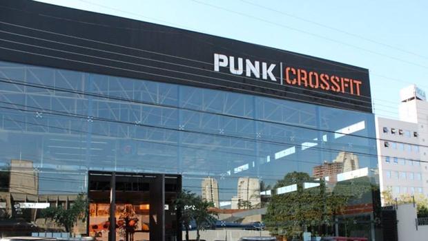 Fachada da Punk Crossfit, no Setor Marista | Foto: reprodução / Facebook