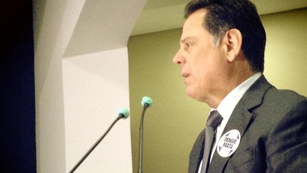 Governador lança plano de combate à dengue | Foto: reprodução / Facebook Siga Marconi