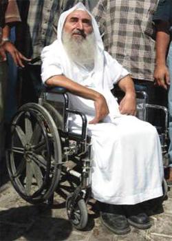 Líder do Hamas, Ahmed Yassin, foi morto por míssil israelense em Gaza | Foto: Wikipédia Commons