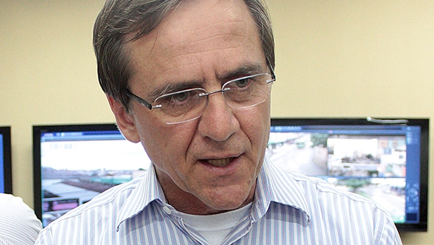 Antônio Gomide prefere manter aliança com PMDB de Iris Rezende | Foto: Andre Kerygma/Arquivo