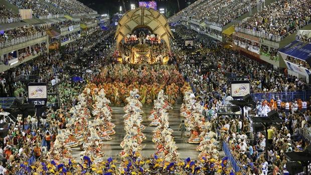 Com suposto patrocínio de ditador da Guiné Equatorial, Beija-Flor é campeã do Carnaval