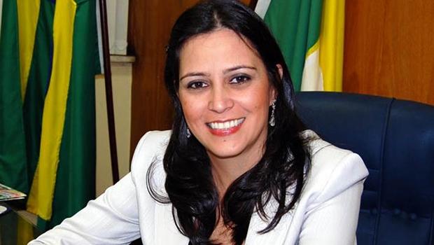 Flávia Vilela deixou o PSDB para disputar eleição em nova sigla   Foto: Arquivo Pessoal