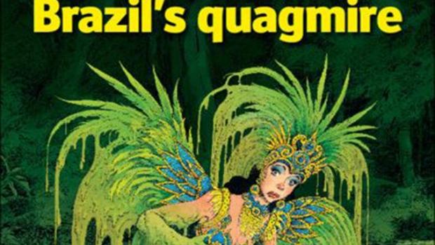 """Revista """"The Economist"""" diz que a boa notícia é que a situação do Brasil de Dilma Rousseff é um pouco melhor do que a da Rússia de Vladimir Putin"""