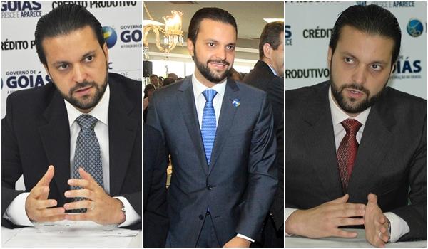Fotos: reprodução / Governo de Goiás