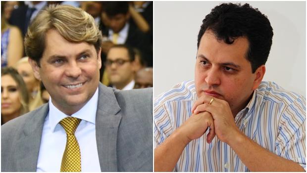 Paço pode preterir Agenor Mariano por Bruno Peixoto | Fotos: Fernando Leite / Jornal Opção