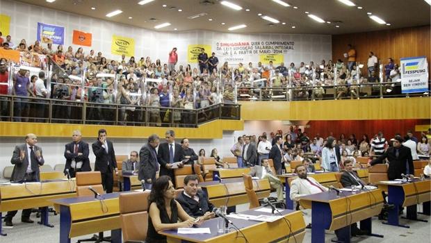 Foto: Reprodução/ Câmara de Goiânia