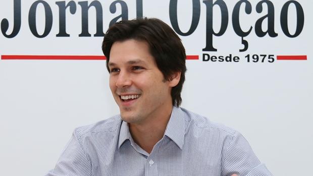 Daniel Vilela tem o perfil do jovem que Iris Rezende busca para ser seu vice em Goiânia
