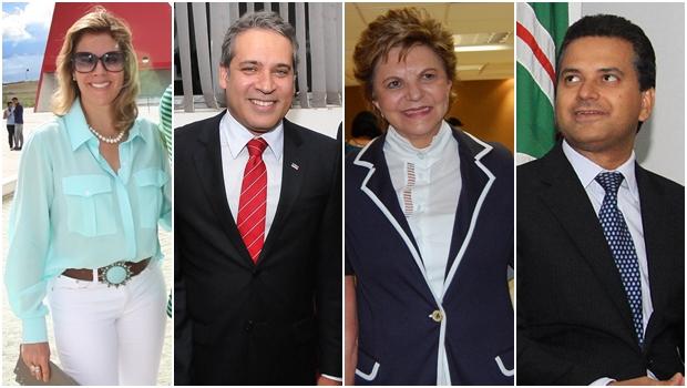 Lista dos políticos mais elegantes de Goiás