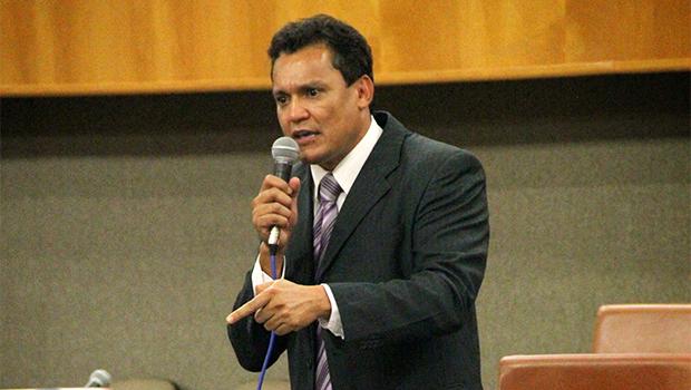 Vereador Felisberto Tavares irá se filiar ao PR | Foto: Marcelo do Vale