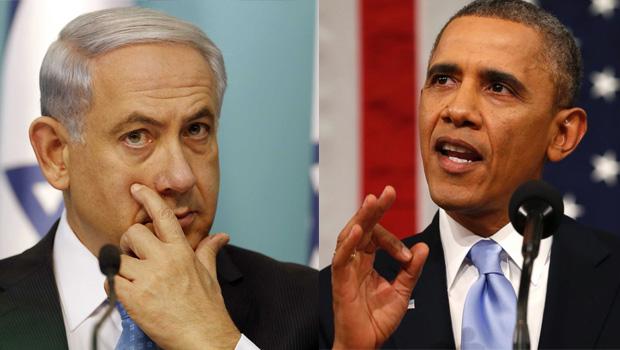 Primeiro-ministro israelense, Benyamin Netanyahu, e presidente dos Estados Unidos, Barack Obama: o que divide os dois líderes é que um calcula como as coisas podem piorar; o segundo pensa em como podem melhorar