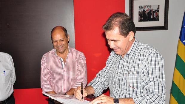 Depois de ocupar a presidência da Câmara por dois anos, Luiz Lacerda agora é secretário