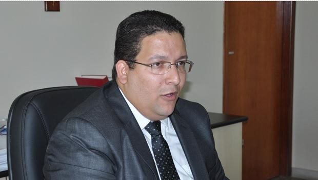 Secretário da Administração, Geferson Barros / Foto: Angelica Mendonca/Secom