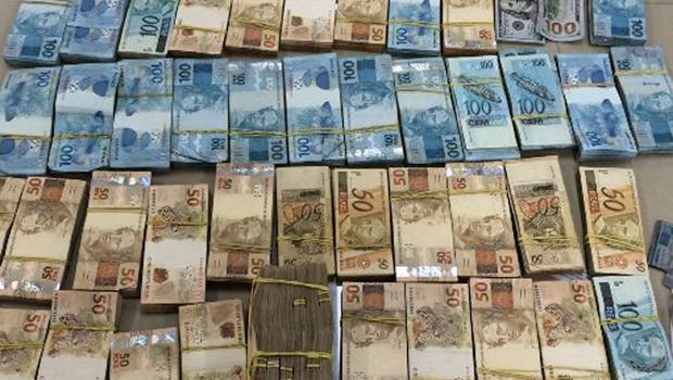 PF apreendeu R$ 3,1 milhões em empresa investigada na Operação Lava Jato